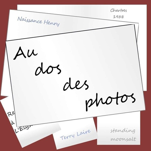 Au dos des photos
